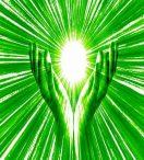 Jueves de la llama verde de la salud